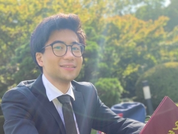 From SILS and onwards – Alumnus Riku shares his experience