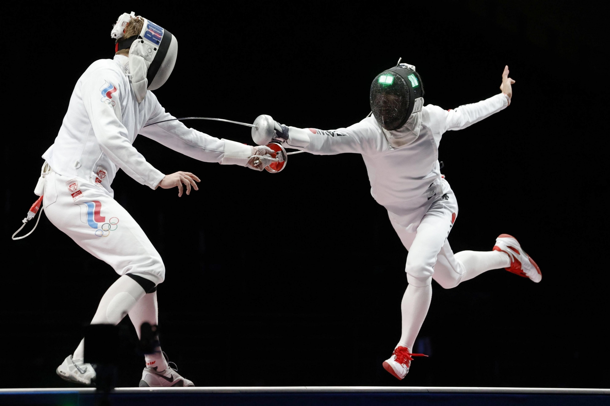 Alumnus Koki Kano's victory leads to Japan's first Olympic fencing gold