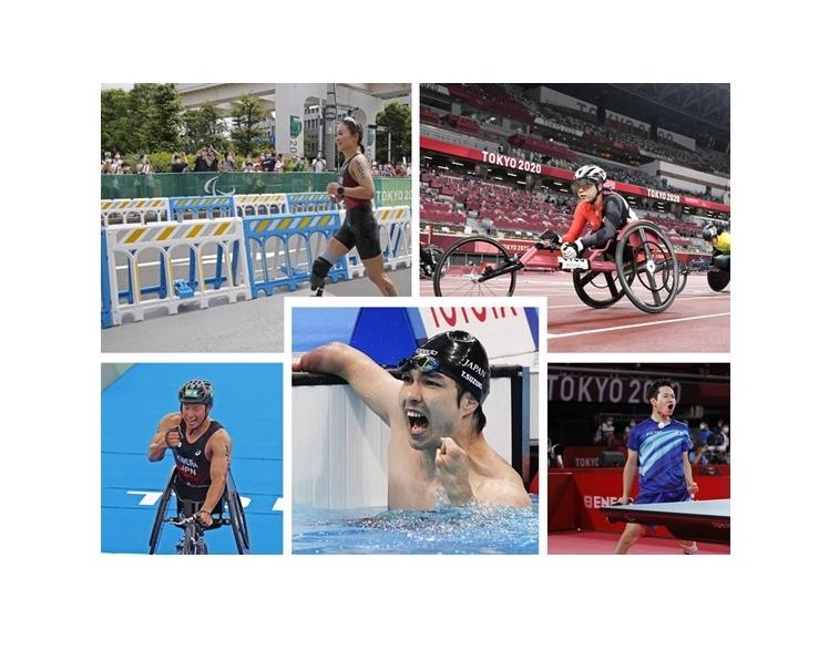 Student and alumni athletes shine at Tokyo 2020 Paralympic Games